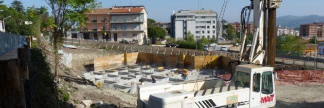 Scorre cemento nelle vene di Campobasso
