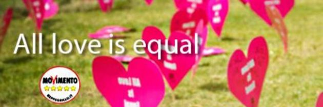 Il MoVimento è rosa perché è libero