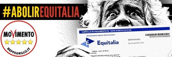 Abolire Equitalia