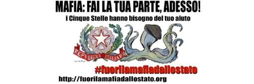 Fuori la Mafia dallo Stato!