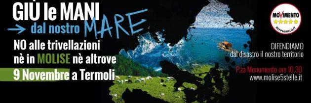Mozione contro lo Sblocca Italia, il Consiglio decide di non discutere!