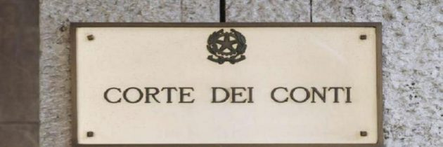 Anche la Corte dei Conti bacchetta Frattura