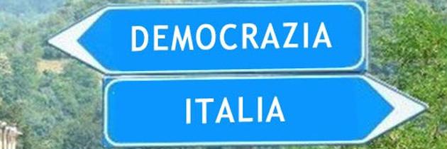 Una firma per salvare la democrazia