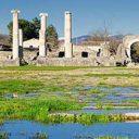 Cultura, le rovine nel pantano