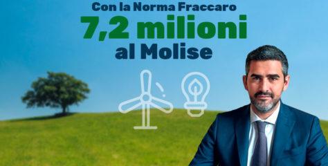 Opere pubbliche e sostenibilità, 7 milioni per il Molise