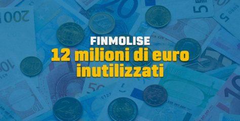Finmolise, oltre 12 milioni inutilizzati. Istituiamo un fondo di garanzia
