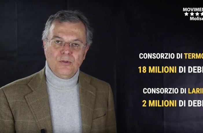 Vittorio Nola illustra la grave situazione in cui versano i consorzi di bonifica del Molise
