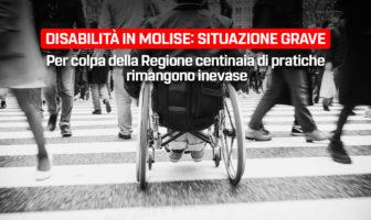 disabilita in Molise, non viene nominata una commissione dalla Regione