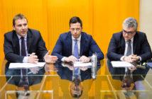 conferenza Tpl M5S - dimissioni Vincenzo Niro