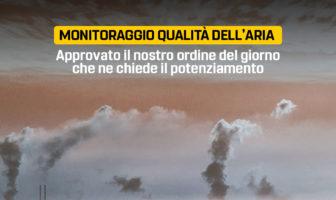 potenziamento monitoraggio qualità dell'aria Molise
