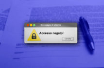 accesso negato ai documenti informativi tavolo covid