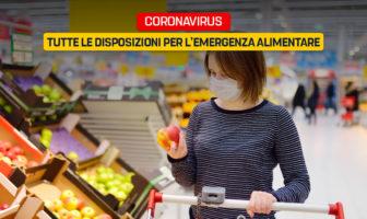 disposizione per spesa alimentare, aiuti
