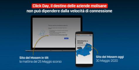 Click day, Regione penalizza le piccole imprese negli indennizzi post Covid
