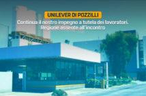 Unilever Pozzilli incontro M5s