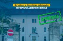 SerD, approvata mozione M5S Molise