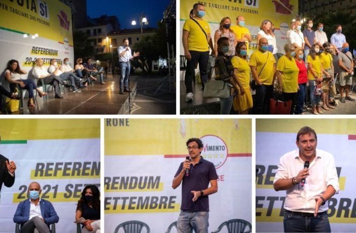referendum costituzionale, tour M5S Molise