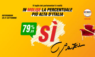 In Molise percentuale più alta - referendum Sì