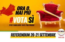 Referendum 20 21 Set 2020 - tour dei portavoce M5S Molise