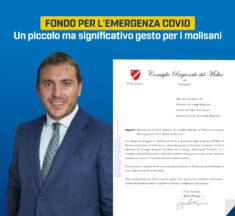 Fondo per l'emergenza Covid, una proposta concreta per i molisani