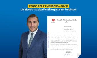 Angelo Primiani indennità da vicepresidente
