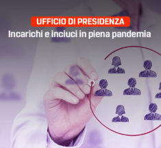 Ufficio di presidenza, incarichi e inciuci in piena pandemia
