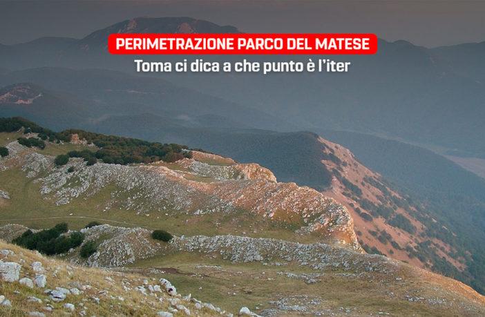 perimetrazione del Parco del Matese, a che punto è l'iter?