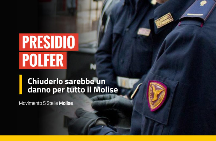 Polfer Molise, chiusura