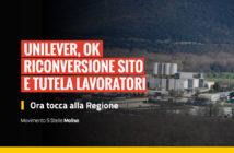 Unilever Pozzilli Riconversione