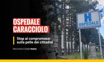 Ospedale Caracciolo di Agnone (IS)