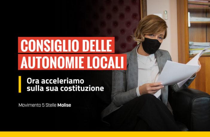 consiglio autonomie locali, Patrizia Manzo M5S