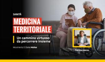 Medicina territoriale Manzo