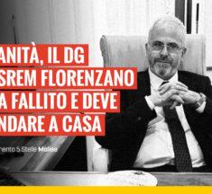 Sanità, il Dg Asrem Florenzano ha fallito e deve andare a casa
