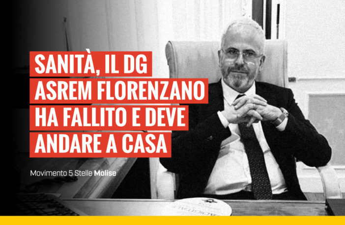 Florenzano, deve andare a casa