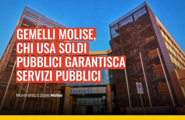 Gemelli Molise in vendita, chi usa soldi pubblici garantisca servizi pubblici
