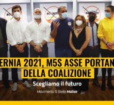 Isernia 2021, M5S asse portante della coalizione: scegliamo il futuro